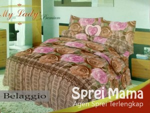Sprei My Lady Bellagio 120×200
