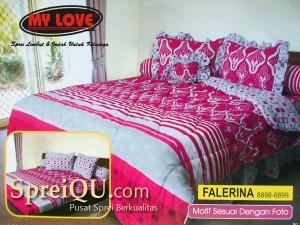 Sprei My Love Falerina Queen 160×200