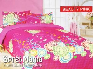 Sprei Bonita Beauty Pink 160×200