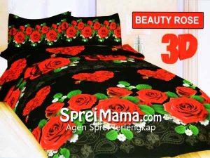 Sprei Bonita Beauty Rose 3D 160×200