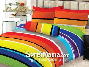 Sprei Lady Rose Arco 180×200