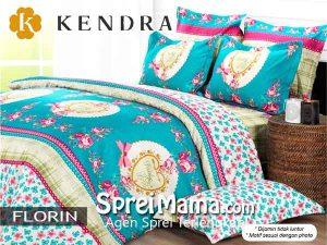 Sprei Kendra Minimalis Florin 180×200