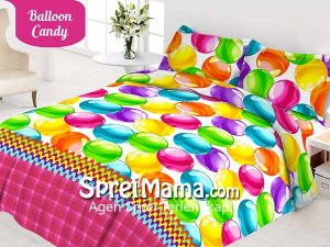 Sprei Rosanna Vito Balloon Candy 180×200